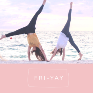 It's Fri-Yay and weekends are so necessary for helping us reboot and recharge. How do you plan to show yourself some love this weekend?...